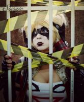 Harley is not amused. by Shermie-Cosplay