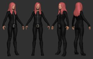 Leather Girl V1.0 by screenlicker