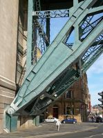 Newcastle, Tyne Bridge 796 by bobswin