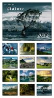 An Ode To Nature Calendar 2012 by barns