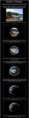 Planet Tutorial by Son-Baby