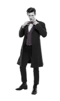The Eleventh Doctor in Frock Coat by FudgeSoap