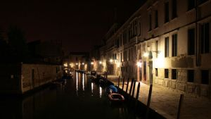 good night venice by Kaptenski