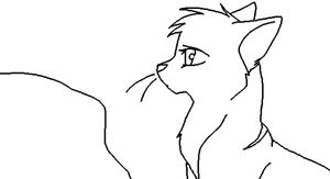 Bluestar and the Mouse, Test Animation by StarlightWhispers