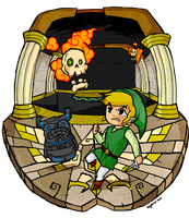 Within the Tower of the Gods by Malfey