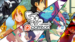 Me on Patreon by Lumaga