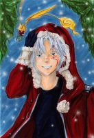 SS: An Allen Walker Christmas by emerald-iris