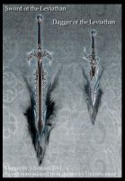 Sword of the Leviathan by Unkn0wnfear