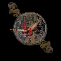 Death Clock the Hands of Time by kainserpentine