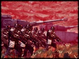 Panzer Division by quinoproductions