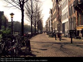 Amsterdam 04 by Lyxa-Stock