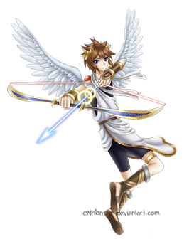 Kid Icarus Fanart Favourites By KuroKoSuki On DeviantArt