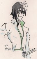 Bleach Ulquiorra Cifer by Azedarach