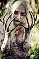 Left 4 dead 2 Witch Cosplay by NapalmRed