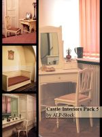 Castle Interiors Pack 5 by ALP-Stock