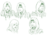 Expressions - Astrid by Damatris