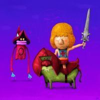 He-Man by wopah