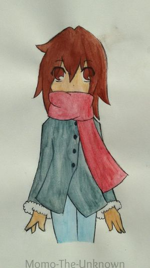 Bundled Up by Momo-The-Unknown