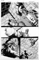 Catwoman 83 page 17 by IbraimRoberson