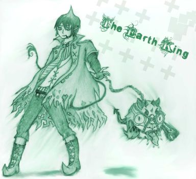 The Earth King by Lacrimax
