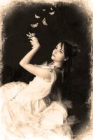 Madame Butterfly by FleurDelice