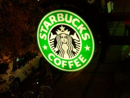 Starbucks Coffee by PccMBsF