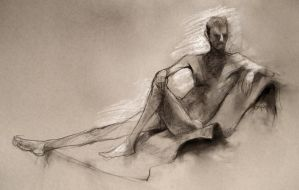 Figure Drawing 5 by yolque