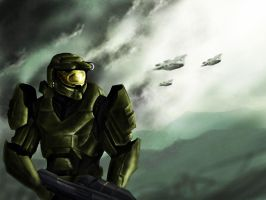 HALO Spartan by jose144