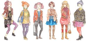 clothing collection by Ayayou