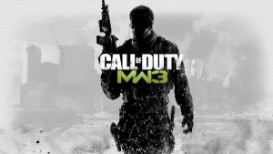 Call of Duty: MW3 Full HD 01 by B4H