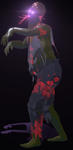 Side Scroller 2D Game Creatives- Zombie_01 by arkem8