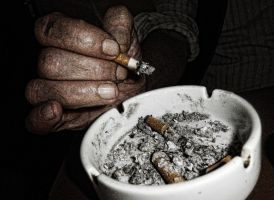 Last cigarette by ChAbO93