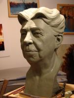Eleanor Roosevelt 2 by folkeby