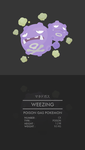 Weezing by WEAPONIX