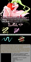 Tutorial Luces de Neon by CherryHuu