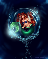 Ariel by m-angela