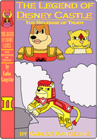 The Legend of Disney Castle: The Revenge of Trudy by jacobyel