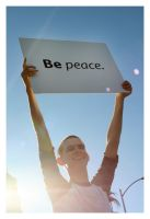 be PEACE by allis0nfaith