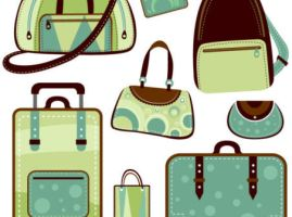Vector-material-bag by vectorbackgrounds