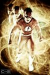ENTER THE SPEED FORCE by moshunman