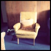 My Chair by catemate