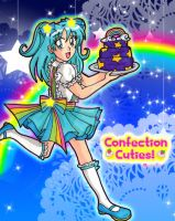Confectionist Cerulean: Cake Delivery! by Magical-Mama