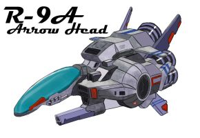 01 R-9A Arrow Head by DKDevil