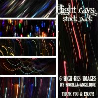 Light Rays 01 - Texture Pack by angellella-stock