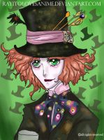 the crazy hat by rayitolovesanime