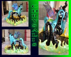 Chrysalis Details by MaquettePonet