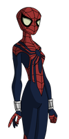 The Spectacular Spider-Girl by ValrahMortem