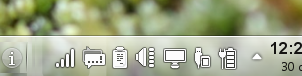 KDE system tray icons by it-s