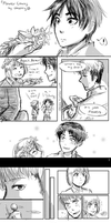Flower Crown - jeaneren comic by Cheppoly