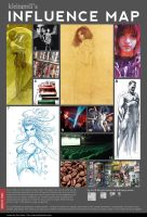 Influence Map by kleinmeli